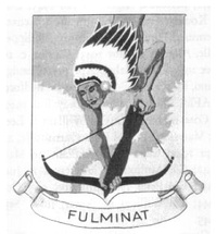 World War II 311th Fighter Group emblem