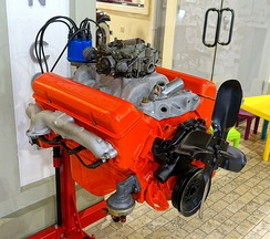 Chevrolet small-block engine, manufactured from 1954-2003