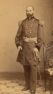 Photograph of Van Rensselaer's son, General Henry Bell
