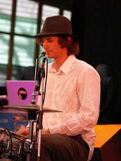 Gotye at the Golden Plains Festival 2007