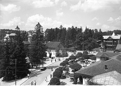 Truskawiec in the 1930s
