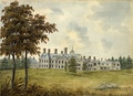 Coombe Abbey in 1797, painted by Maria Johnson.