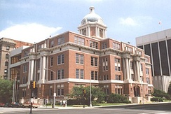 The Macon-Bibb County Courthouse