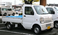 2002–2009 Mazda Scrum truck (third generation)