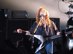 Dave Mustaine later credited the entire line-up for writing Youthanasia as a tribute to the band's success at the time.
