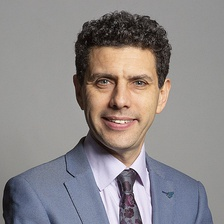 Alex Sobel, Member of Parliament for Leeds North West since 2017