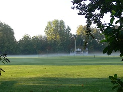 Worcester's playing fields