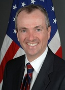 Phil Murphy (D)56th Governorsince January 16, 2018