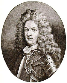 Pierre Le Moyne d'Iberville, governor of Louisiana in the early 17th century
