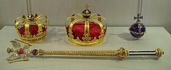 The Prussian Crown Jewels, Charlottenburg Palace, Berlin