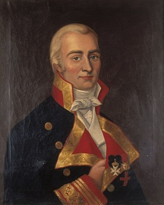 Portrait of Don Santiago de Liniers. Naval Museum of Madrid.