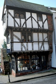 """The House that Moved"", West Street, Exeter"