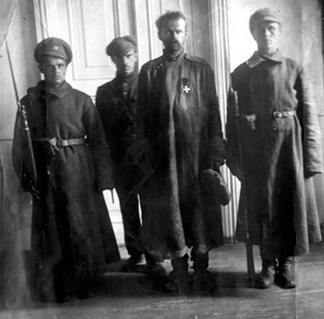 Ungern-Sternberg before execution