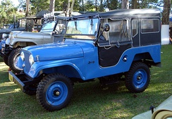 1963 Brazilian-built CJ-5