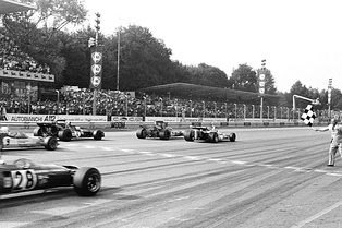 The end of 1971 GP