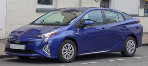 The Toyota Prius is the world's best selling hybrid car, with cumulative global sales of almost 4 million units up until January 2017.[1]