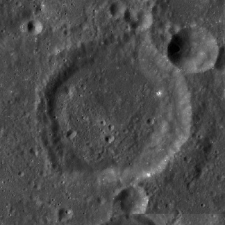 Image of Almanon (crater)