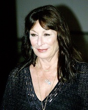 Anjelica Huston, Best Supporting Actress in a Series, Miniseries, or Television Film winner