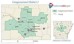 Arkansas's 2nd district