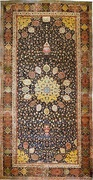 The Ardabil Carpet, Persia, dated 946 AH. V&A Museum no. 272-1893. © Victoria and Albert Museum, London