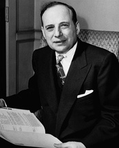 Benjamin Graham (pictured) established value investing along with fellow professor David Dodd.