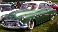 1951 Buick Special coupe