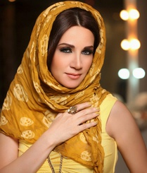 Lebanese-Emirati musician Diana Haddad is one of the Arab world's most popular singers, and an artist who is known for her international collaborations.[556] After studying the religion, Haddad converted to Islam in 1999.[557]