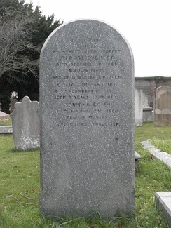 Colonel Sir George Everest is buried in the churchyard at Hove's parish church.