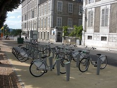 IDEcycle Cycle sharing service