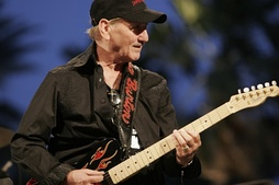 James Burton, inducted in 2001.