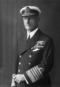 John Jellicoe, British fleet commander