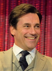 Jon Hamm, Best Actor in a Television Series – Drama winner