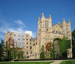 University of Michigan Law School Legal Research Building