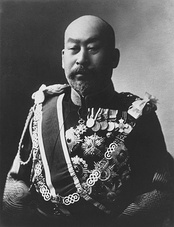 Terauchi Masatake, the first Japanese Governor-General of Korea