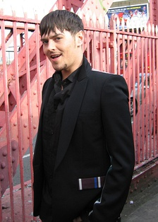 Busted band member Matt Willis portrayed the character.