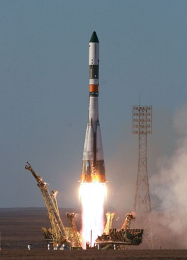 Launch of Progress M-11M