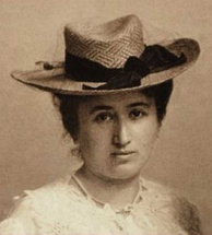 Rosa Luxemburg, leader of the Social Democracy of the Kingdom of Poland and Lithuania