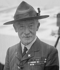 Robert Baden-Powell, founder of the Scouting movement