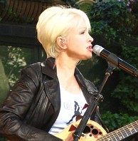 Two-time nominee Cyndi Lauper