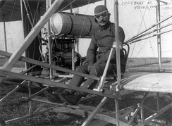 Eugène Lefebvre, a test pilot, was world's first pilot to be killed in an accident while he was flying a powered aircraft in 1909.