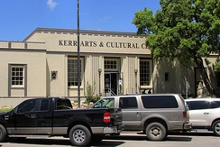 Kerr Arts and Cultural Center in Kerrville