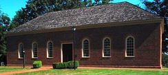 Little Fork Church, Rixeyville