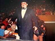 Mr. Fuji is an eleven-time winner of the category