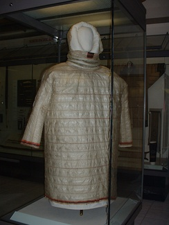 A Kamleika, or sea mammal intestine coat. [22]