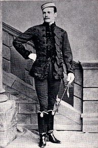 George Power, the original Frederic in London