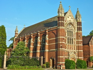 Selwyn College Chapel Exterior