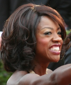 Davis at the 81st Academy Awards in February 2009
