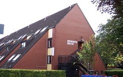 Dilworth House, one of the Whitworth Park halls of residence