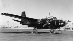 12th Squadron RB-26 Invader