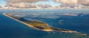 Schleswig-Holstein's islands, beaches, and cities are popular tourist attractions. Shown here is the Isle of Sylt.